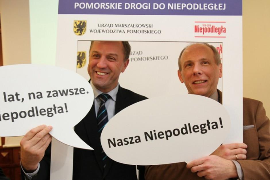 Pomorskie: specjalny program regionalnych obchodów stulecia niepodległości Polski