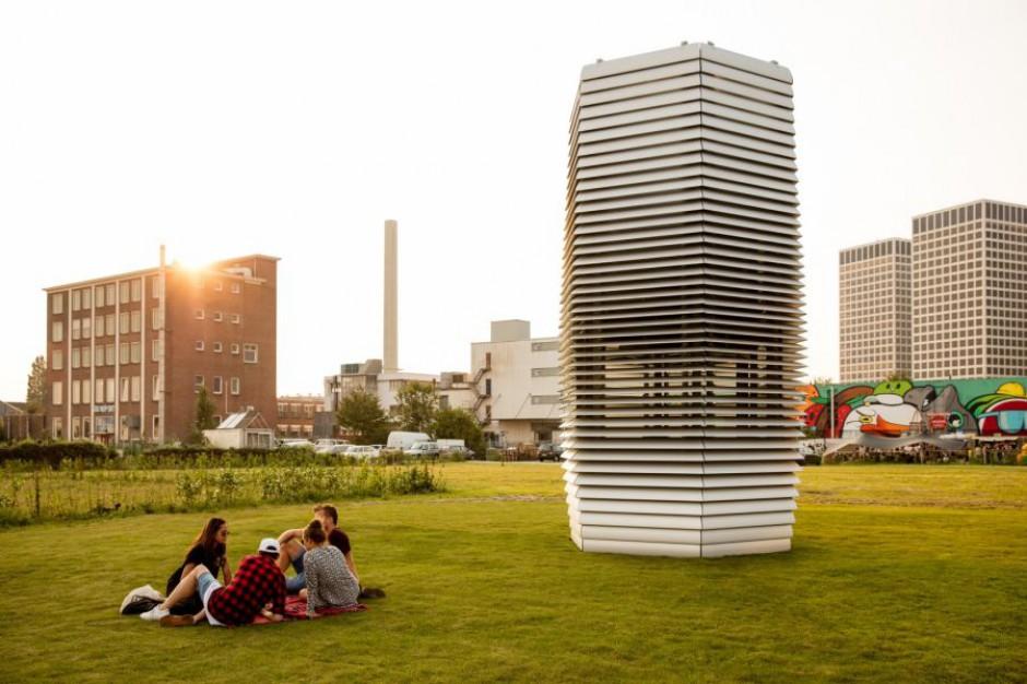 Smog Free Tower stanęła w Krakowie