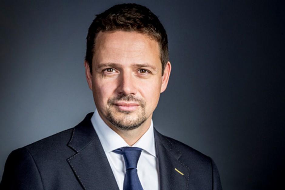 Rafał Trzaskowski: Wojewoda nie powinien rządzić w regionie