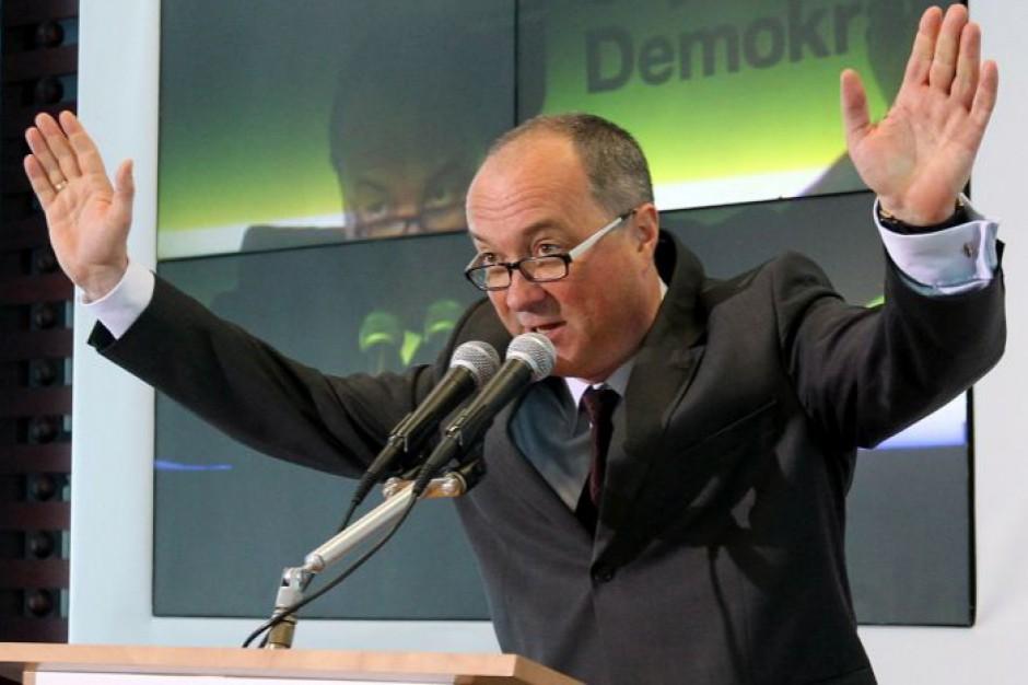 Włodzimierz Czarzasty: każdy powiat i miasto powinny mieć własny pomysł na kampanię wyborczą