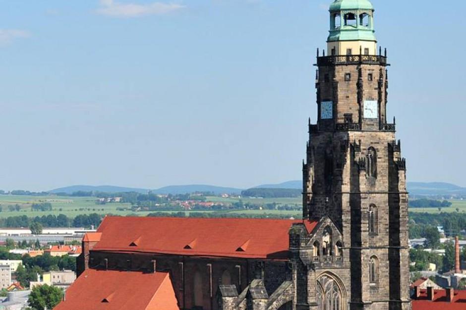 Pomnik Historii - katedra w Świdnicy jest w tragicznym stanie