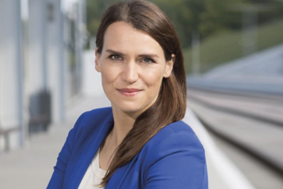 Agnieszka Pomaska: Każdy ma prawo deklarować chęć kandydowania na urząd prezydenta