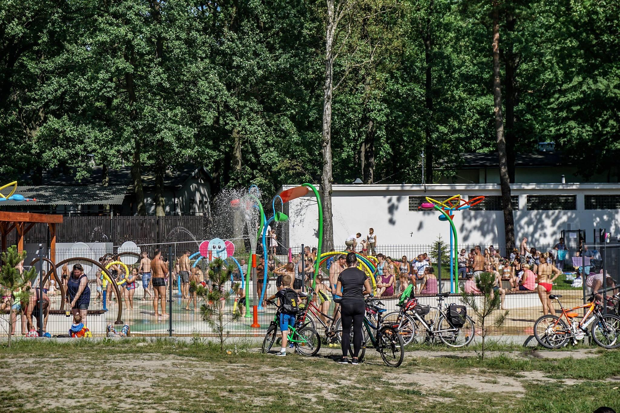 Arturówek jest istotnym miejscem wypoczynku mieszkańców Łodzi i okolic. (Fot. mat. pras.)