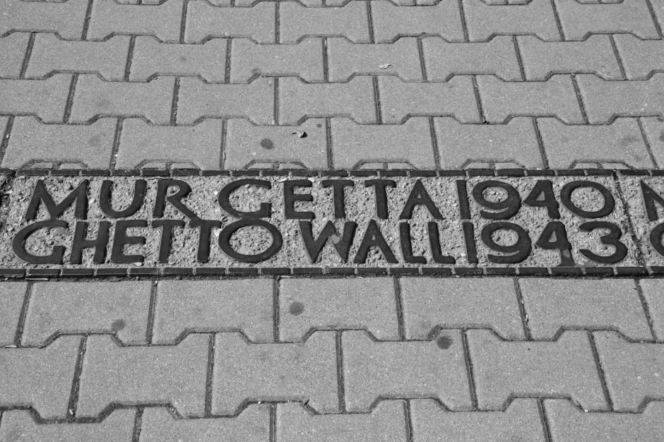 Mazowiecki konserwator chce wpisać do rejestru zabytków fragmenty muru getta w Warszawie