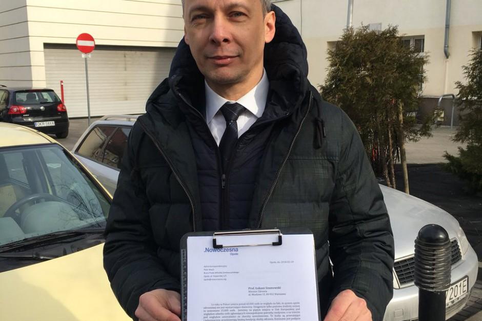 Opole: Nowoczesna domaga się 140 mln zł dla opolskiego NFZ