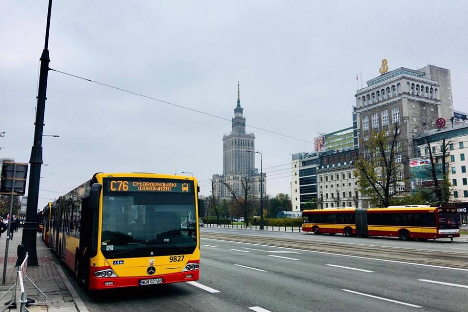 Wiceprezydent Warszawy: Uczniowie jeżdżą za darmo, tąpnięcia w budżecie nie było