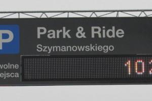 Parking typu Park&Ride w Poznaniu już otwarty