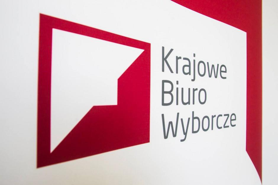 Wybory samorządowe. KBW zapewnia, że system informatyczny działa