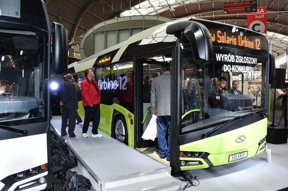 Hybrydy jeszcze w tym roku będą wozić pasażerów w Szczecinie