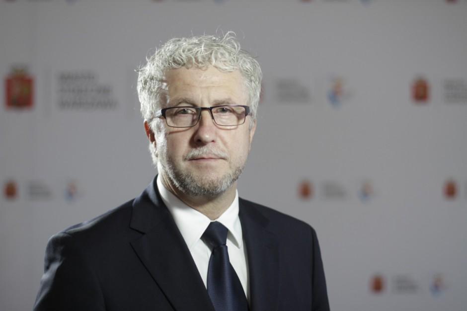 Jacek Wojciechowicz, były prezydent Warszawy, występuje z PO