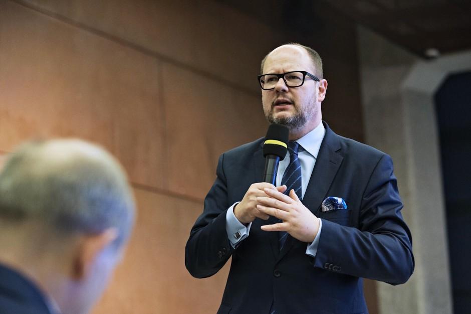Paweł Adamowicz z poparciem gdańskich działaczy PO