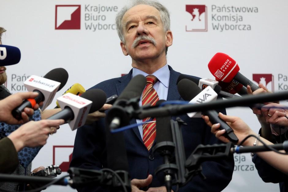 Wojciech Hermeliński: Kandydaci na nowych komisarzy wyborczych w marcu