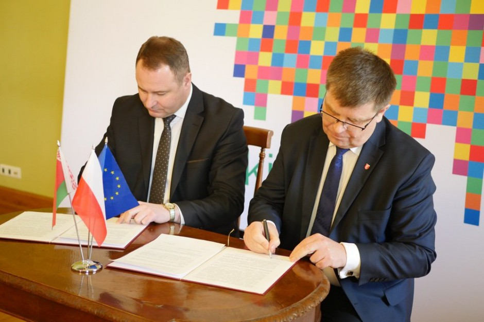 Podlaskie i obwód brzeski przygotowują porozumienie o współpracy