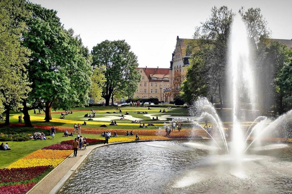 Które miasto w Polsce najbardziej ekologiczne?