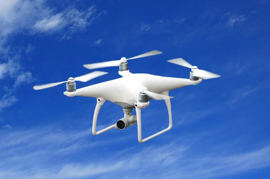 Drony wlecą do miast