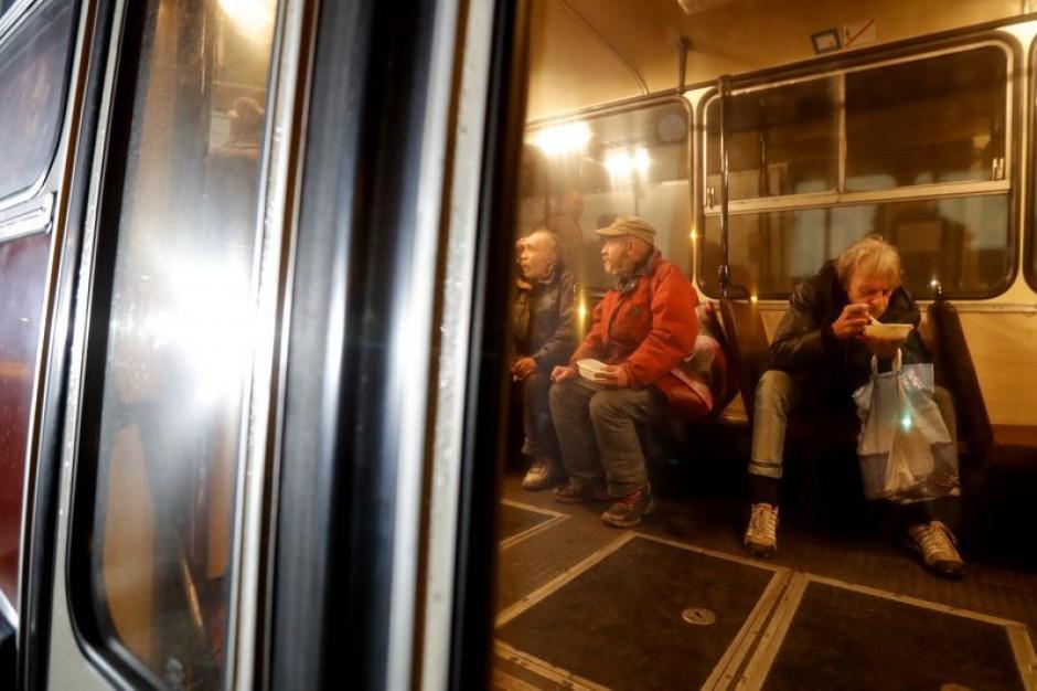 Gdańsk. Autobus, który niesie pomoc
