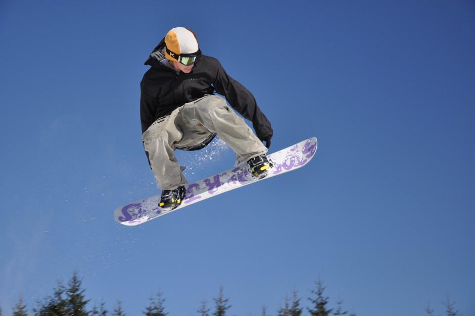 Stoki narciarskie: Blisko 1,5 tys. wypadków podczas ferii