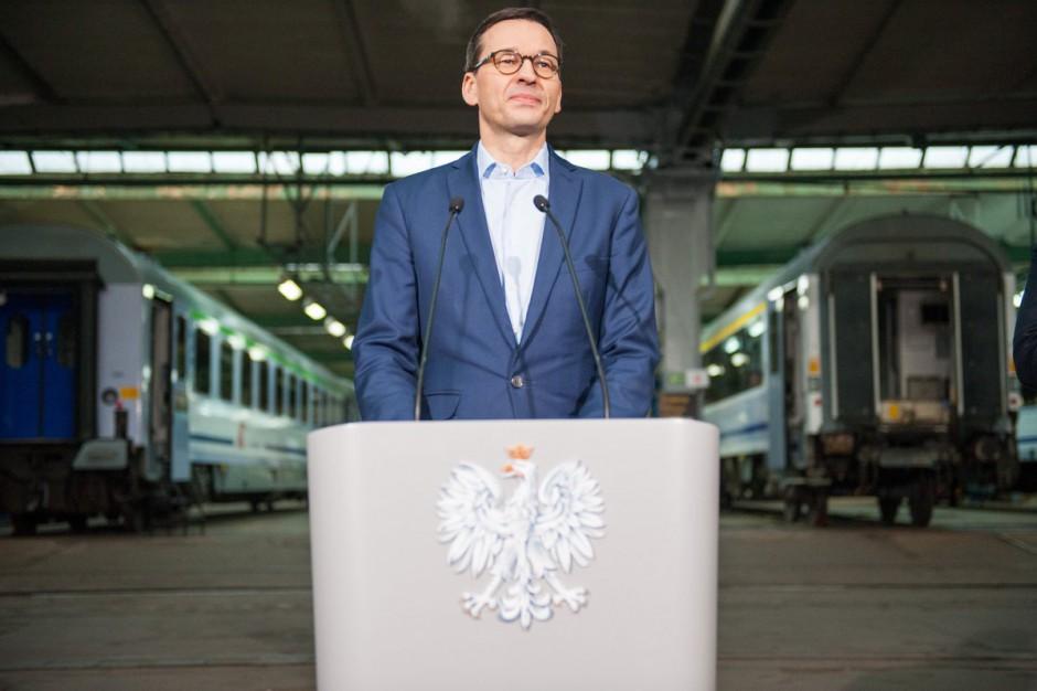 Mateusz Morawiecki: W kontekście wyborów mogę zapewnić, że na nic nie zabraknie środków