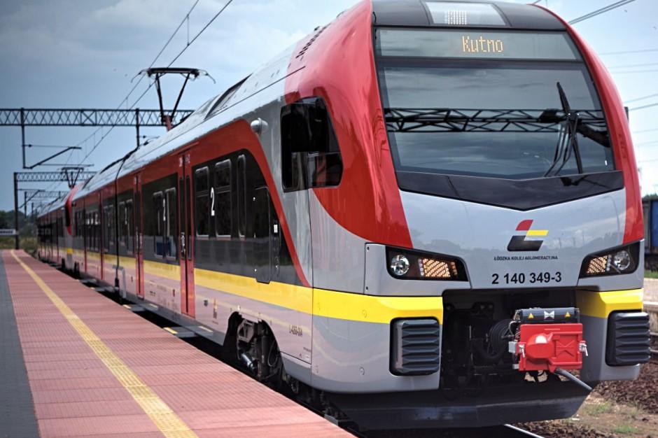 Wiek taboru na kolei. Najmłodsze pociągi ma Łódzka Kolej Aglomeracyjna i Koleje Małopolskie