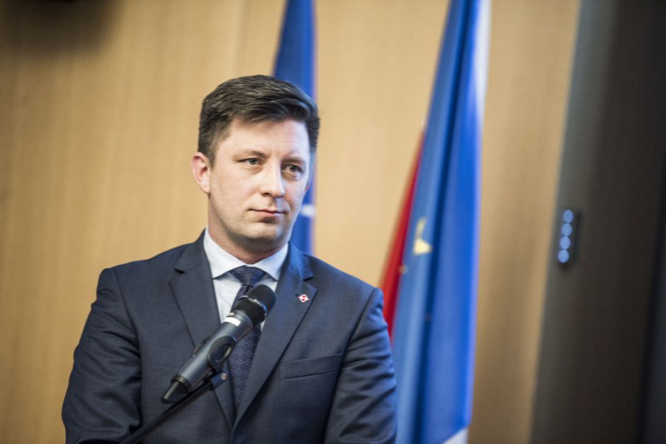 Michał Dworczyk kandydatem PiS na prezydenta Warszawy? Jest odpowiedź