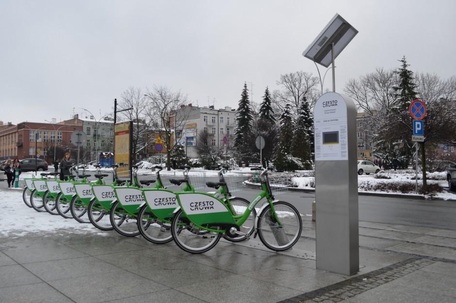 Mróz w Polsce nie zatrzymał rowerów. Idzie nowe