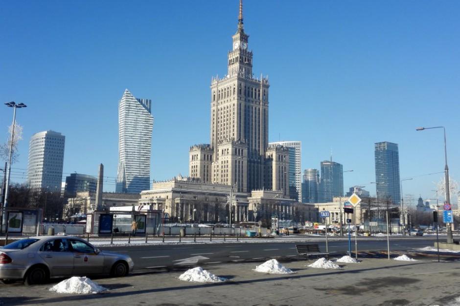 Warszawa w rankingu najlepszych miast do życia