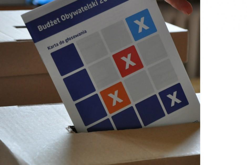 Gorzów Wielkopolski: tylko do piątku wnioski do budżetu obywatelskiego 2019
