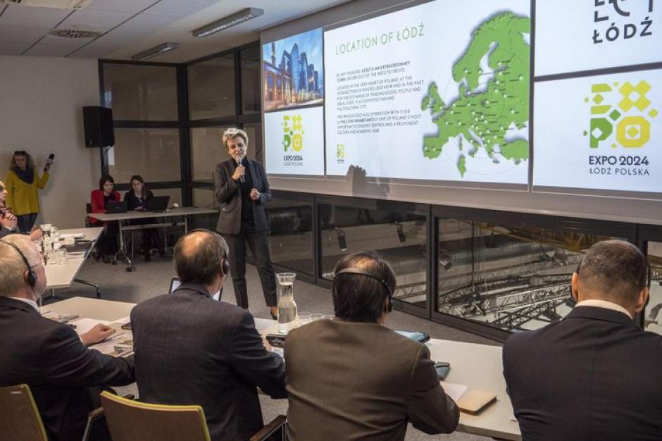 Łódź odwiedziła delegacja typująca kandydatów do Expo Horticultural