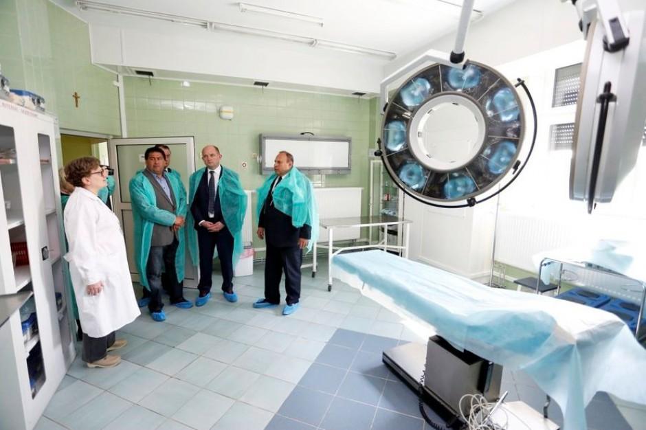 Kujawsko-pomorskie: 50 mln zł z RPO na 18 szpitali w regionie