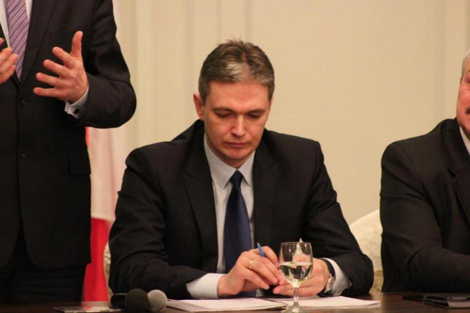 Unijny dyrektor odwiedzi Kielce. Marszałek uspokaja: To nie kontrola