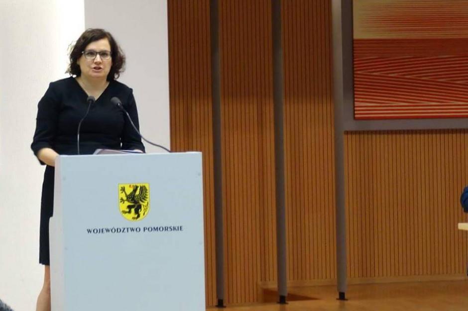 Katarzyna Lubnauer: Ewa Lieder kandydatką Nowoczesnej na prezydenta Gdańska