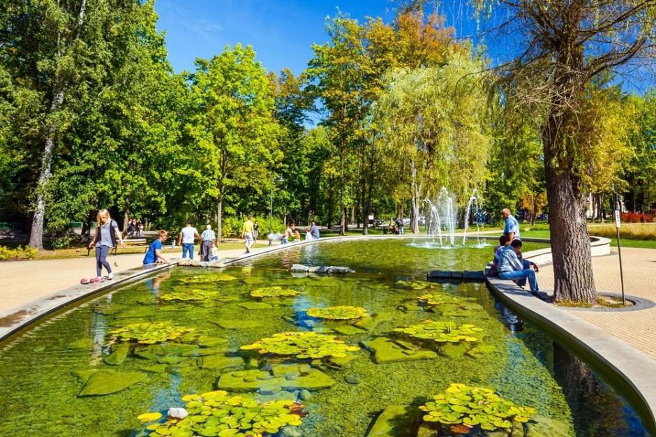 Rewitalizacja w małopolskich miastach i miasteczkach