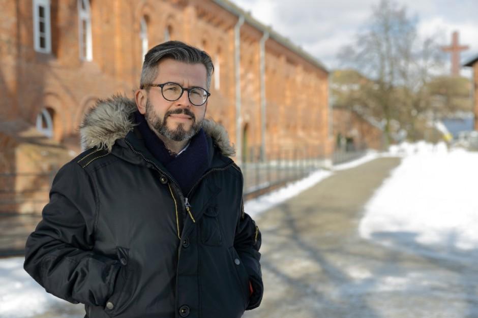 Gdańsk: Paweł Golak nowym szefem Centrum Hewelianum