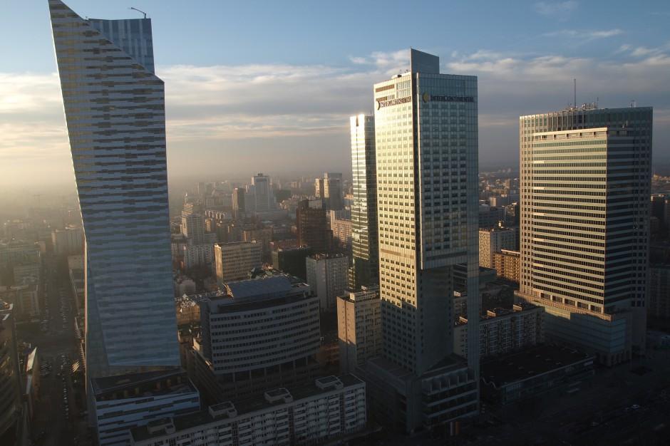 Warszawa europejską stolicą biznesu