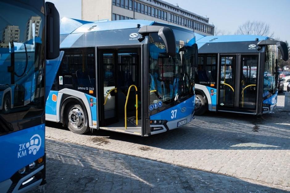 Na ulice Chrzanowa, Libiąża i Trzebini wyjadą nowe autobusy