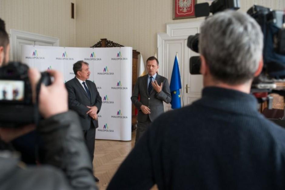 Małopolski marszałek pisze do premiera w sprawie Prawa wodnego