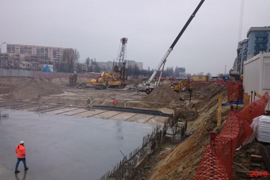 Budowa Południowej Obwodnicy Warszawy z pewnym unijnym finansowaniem
