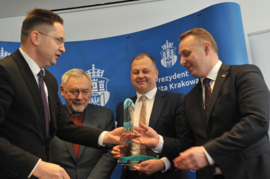 Kraków zyska kolejnych 66 ekologicznych autobusów