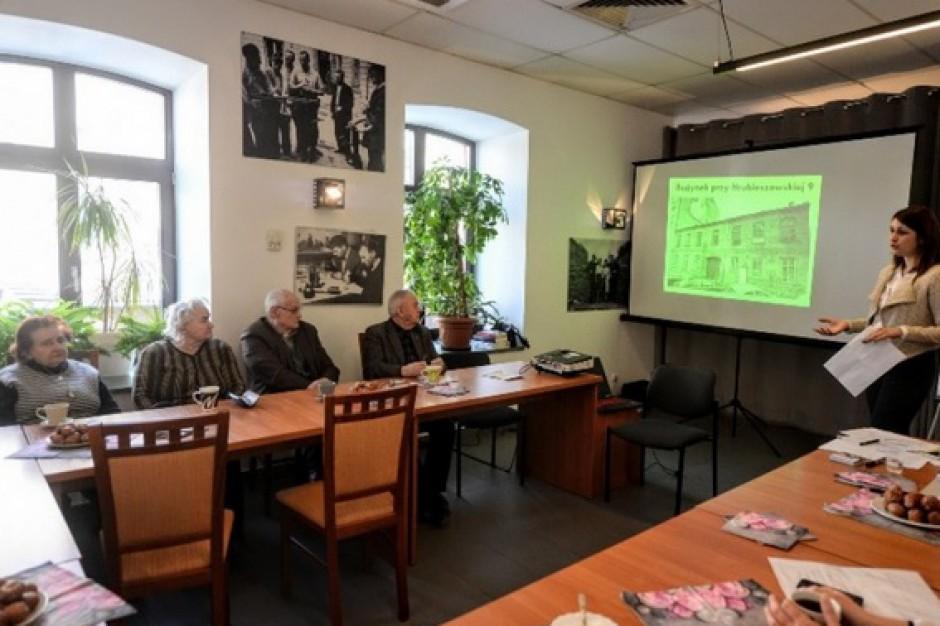 Powstańcy warszawscy planują swój dom