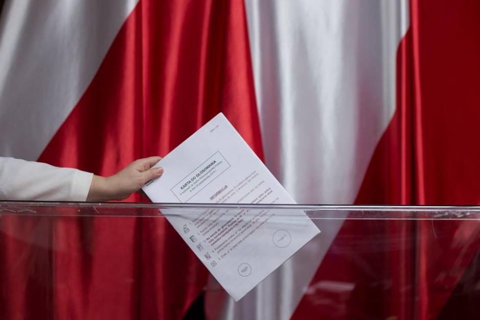 Wybory samorządowe. Magdalena Pietrzak objęła stanowisko szefa KBW