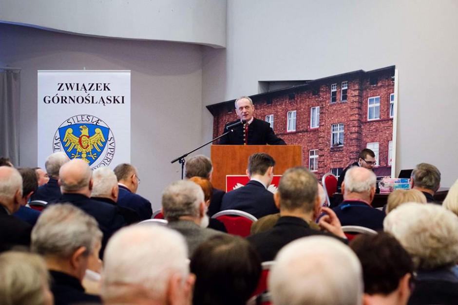 Grzegorz Franki dalej na czele Związku Górnośląskiego