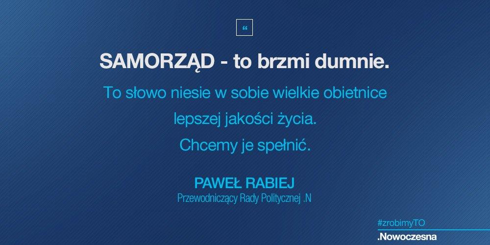 Twitter/Nowoczesna