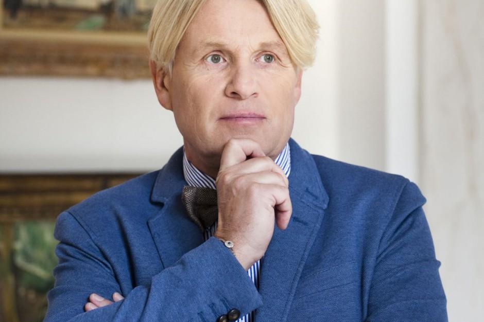 Marek Roefler, prezes zarządu firmy Dantex (fot.propertynews.pl)