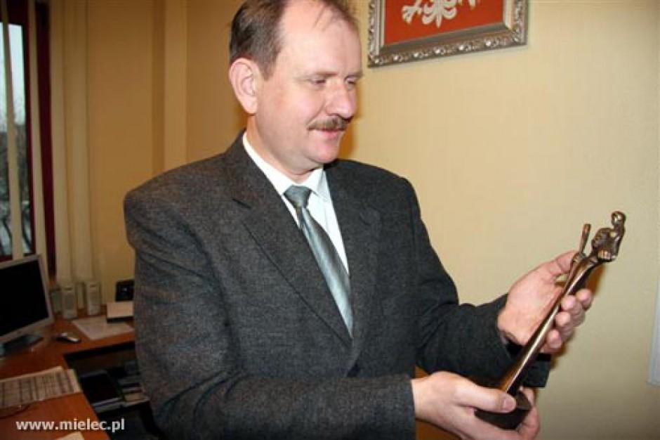 Fryderyk Kapinos kandydatem na prezydenta Mielca