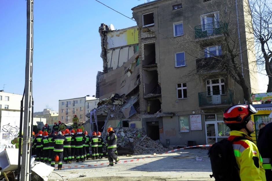 Wszczęto śledztwo w sprawie zawalonej kamienicy w Poznaniu