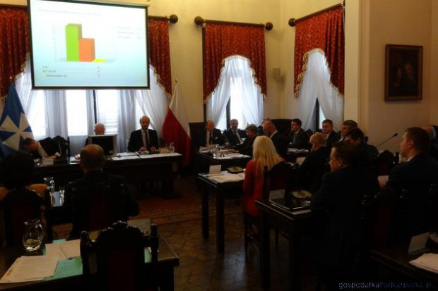 Rada Miasta Rzeszowa (Fot. Adam Cyło/http://gospodarkapodkarpacka.pl)