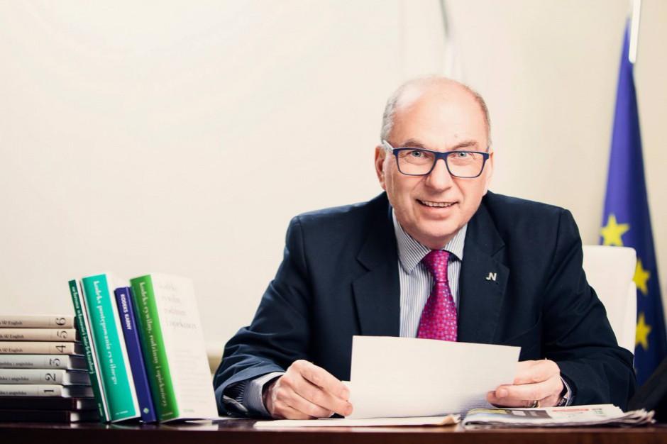 Jest wniosek o odwołanie małopolskiej kurator oświaty