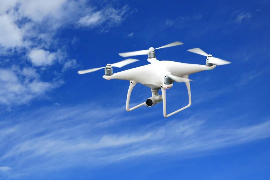 Drony będą wykrywać wycieki gazu
