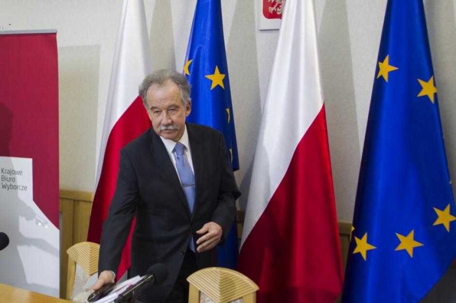 Wojciech Hermeliński: Chętnych na urzędników wyborczych zatrważająco mało