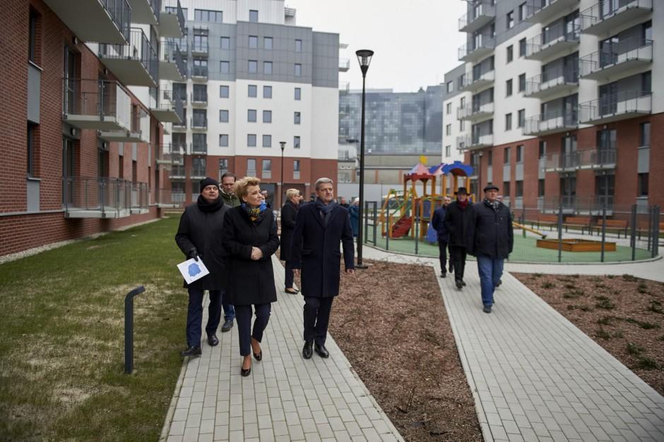 Boom mieszkaniowy w Łodzi